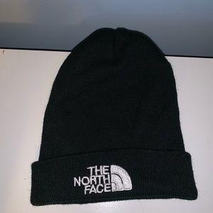 the North Face -- Black Beanie